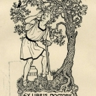 Ex libris - Fr. W. Graeser