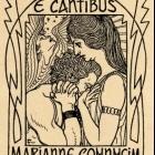 Ex libris - Marianne Cohnheim