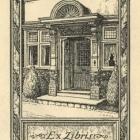 Ex libris - Henry Parker