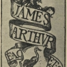 Ex libris - James Arthur