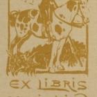 Ex libris - Maximilian und Anna Liebenwein