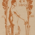 Ex libris - Emil Weber