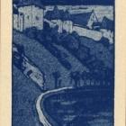 Ex libris - Section Burghausen des D. Oe. Alpenverein