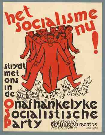 Het socialisme nu!