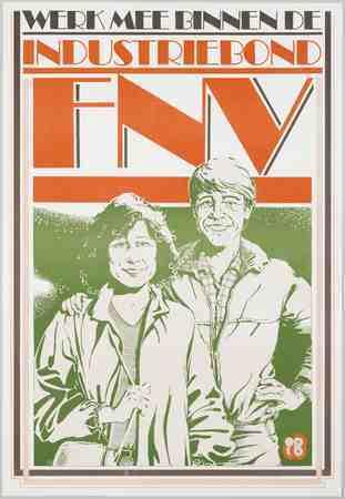Werk mee binnen de Industriebond FNV