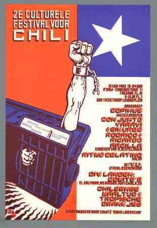2e culturele festival voor Chili