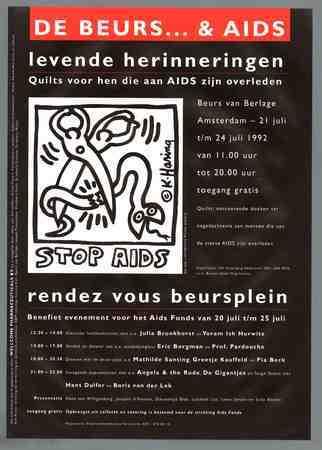De beurs & aids