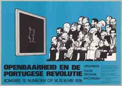 Openbaarheid en de Portugese revolutie