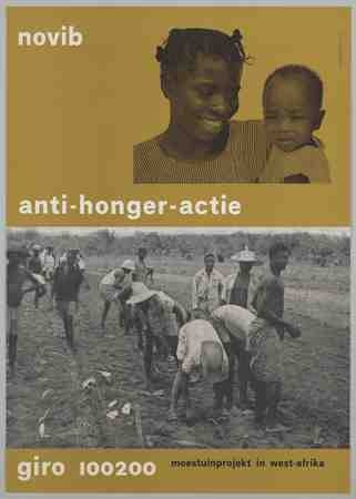 Image from object titled Anti-honger-actie