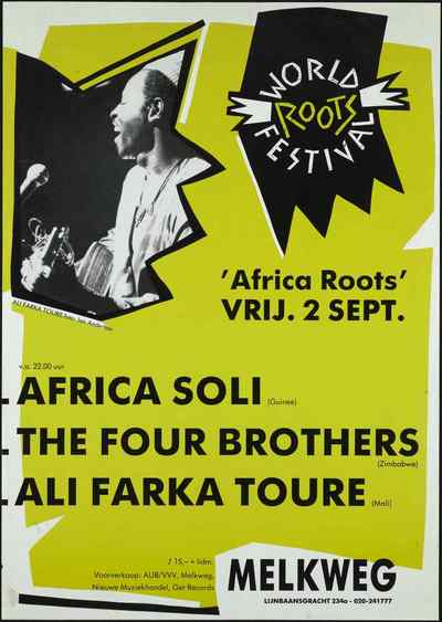 World roots festival