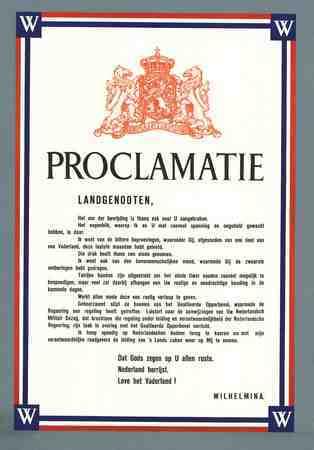 Proclamatie