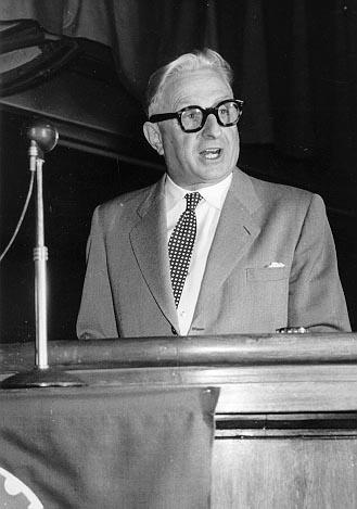 Toespraak van Arthur Gailly op CMB-congres