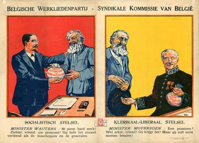 Socialistisch stelsel. Klerikaal-liberaal stelsel