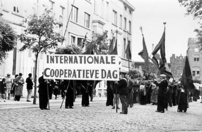 Internationale coöperatieve dag