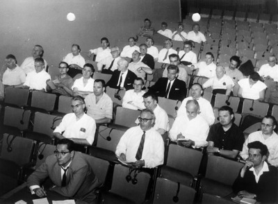 ABVV-meeting 1961