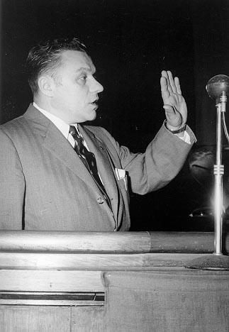 Toespraak van Antoon Cooreman op een statutair congres van de CMB