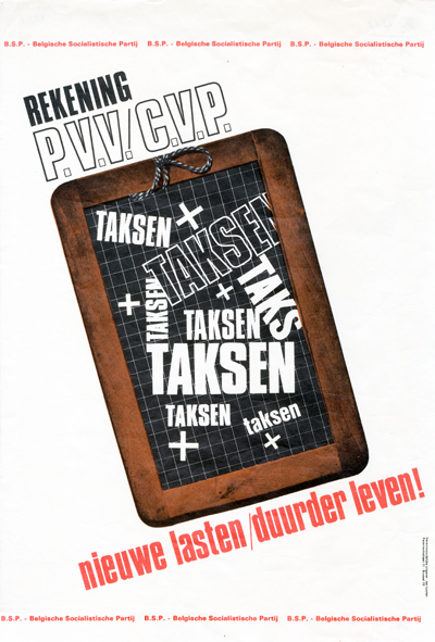 Rekening PVV/CVP