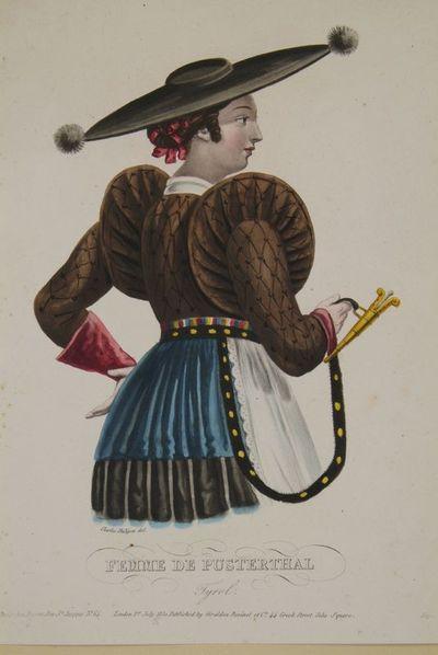 """Femme de Pusterthal"""
