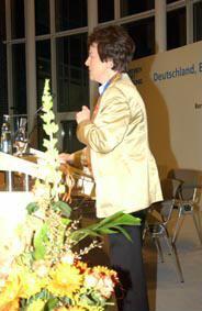 Porträt Vorsitzende Friedrich-Ebert-Stiftung Anke Fuchs