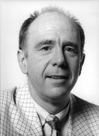 Porträt stellvertretender Vorsitzender IG Metall Walter Riester