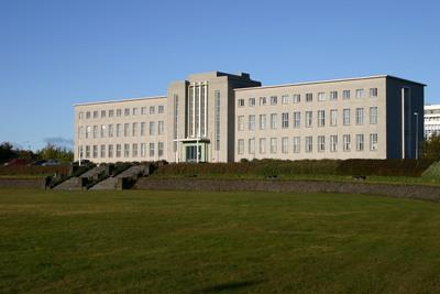 Háskóli Íslands, Aðalbygging