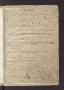 """Image from object titled La bionda treccia di fin or colore (""""M.r F. de Orghanis"""")"""