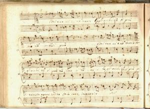 Image from object titled Dionisio o La virtu trionfante del vizio [MANOSCRITTO]