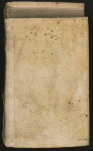 Image from object titled In Epistolas Ciceronis ad Atticum, Pauli Manutii commentarius