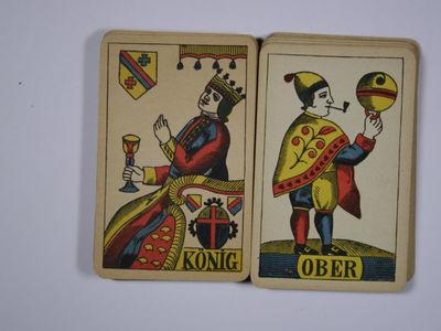 Image from object titled Een set speelkaarten.