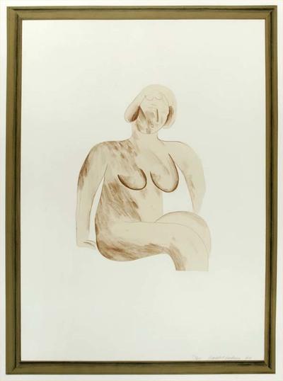 De Britse kunstenaar David Hockney vestigt zich in de jaren zestig in Californië (VS). A Hollywood Collection is één van de hoogtepunten uit zijn grafische oeuvre. Hij stelt met de serie een kant en klare collectie samen...