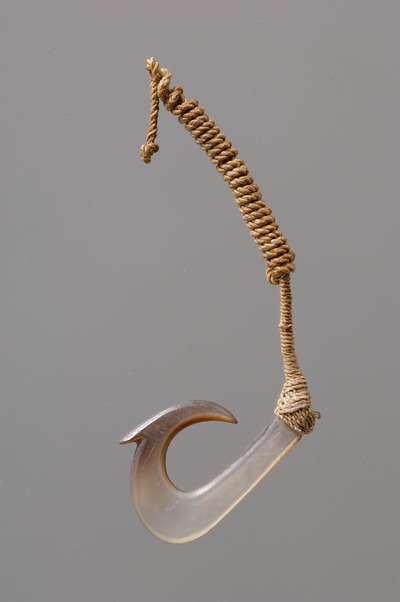 Image from object titled Fishing hook