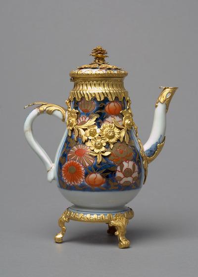 Image from object titled Kanne aus dem Surtout des Herzogs Karl Alexander von Lothringen