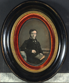 Image from object titled Portrait of male: daguerreotype preserved in the Museo di Storia della Fotografia Fratelli Alinari, Florence