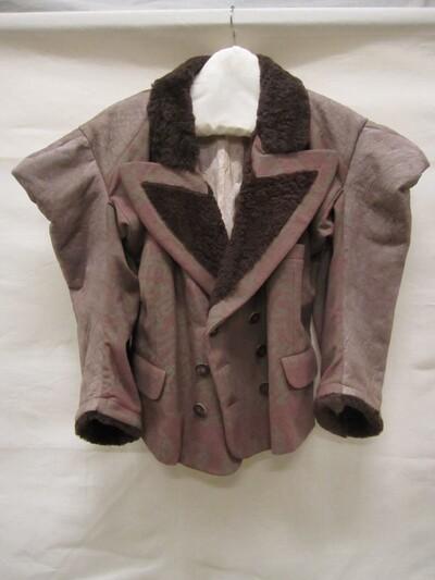 Jas of jacket van wol