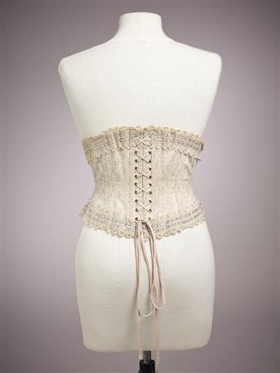 Image from object titled Corset
