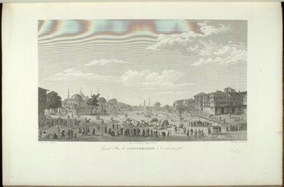 Voyage Pittoresque de Constantinople et des Rives du Bosphore d'apre`s les Dessins de m. Melling