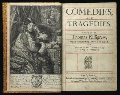 Comedies and Tragedies, 1664