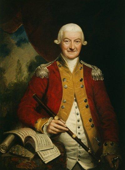 The University Portraits; General John Reid
