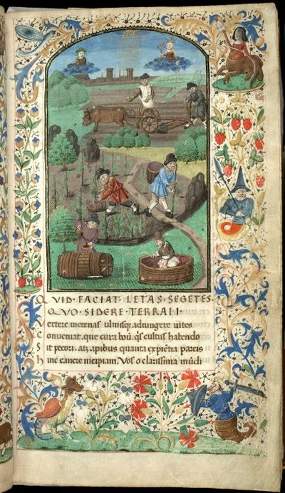 Virgil. Eclogues, Georgics, and Aeneid; Virgil's Georgics: agricultural pursuits