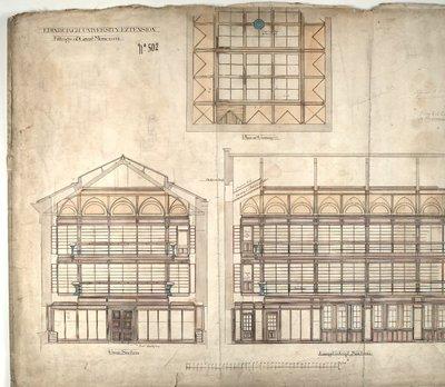 Fittings of the Anatomy Museum, University of Edinburgh (detail)
