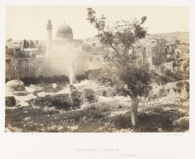 Egypt and Palestine Photographed and Described, Vol.II, 1858-1859