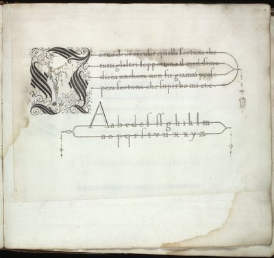 Image from object titled Specimens of Calligraphy; Specimens of Calligraphy