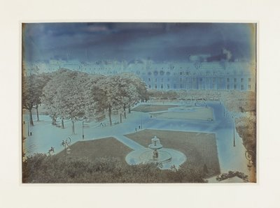 Image from object titled Attributed: París Landscape