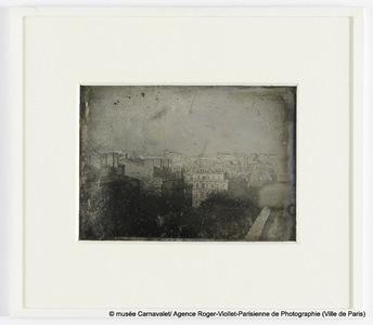 Image from object titled Toits de Paris