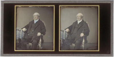 Image from object titled Portrait of Jozefina Nelsen's father