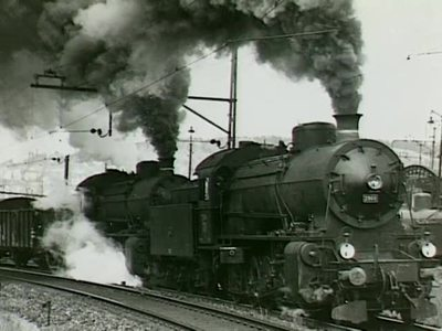 Image from object titled 100th Anniversary of Swiss Federal Railways: Life for SBB