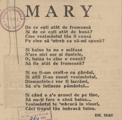 Image from object titled Mary
