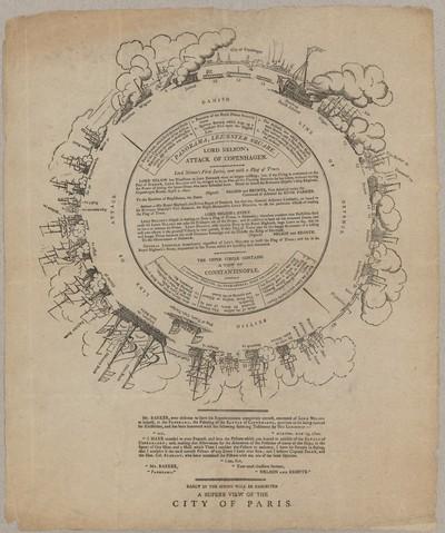 Lord Nelson's Attack of Copenhagen