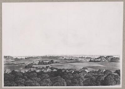 Den engelske Flaade Nord for Helsingør marts 1801