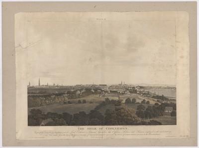 The Siege of Copenhagen. Plate 3